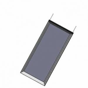 BASE PARA COLGAR PANEL LED 300*1200