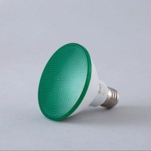 AMPOLLETA LED PAR30 15W VERDE