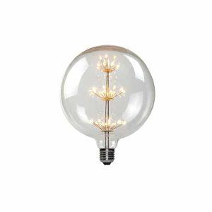 AMPOLLETA LED E27 DECORATIVA G150 2W