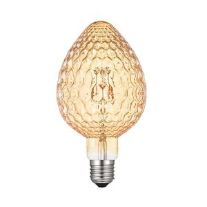 AMPOLLETA LED E27 DECORATIVA 4W