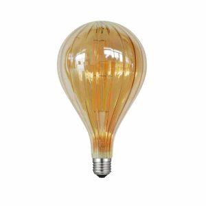 AMPOLLETA LED E27 DECORATIVA 9W