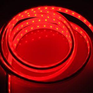 CINTA LED SMD5050 60LEDS ROJO