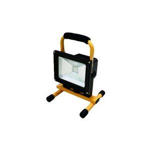FOCO PROYECTOR LED RECARGABLE USB 30W