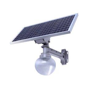 FOCO LED CON SOLAR 15W