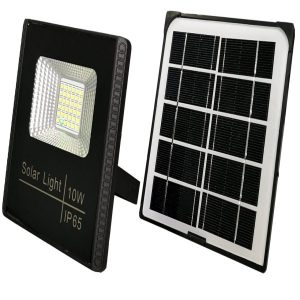 PROYECTOR LED 10W CON SOLAR 6500K