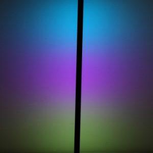 LAMPARA LED RGB CON CONTROL