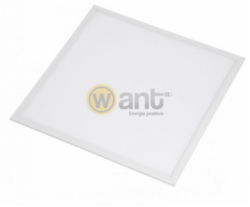 PANEL LED CUADRADO 603X603 48W IP 44