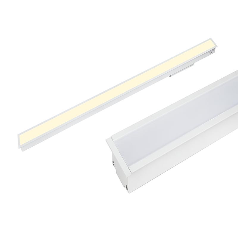 LINEAL LED EMBUTIDO 1.2M BLANCO 40W