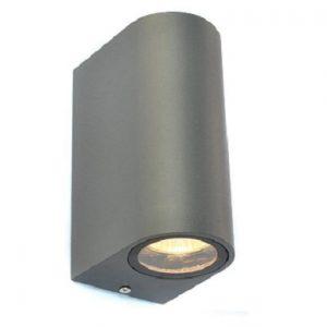 APLIQUE LED GRIS 2*3W 3000K