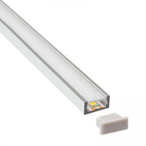 PERFIL LED 12V 144LEDS 28W